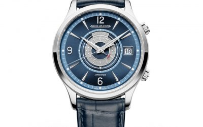 Jaeger-LeCoultre Master Control Memovox y Timer
