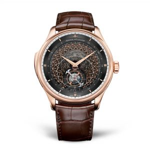Jaeger-LeCoultre Master Grande Tradition Grande Complication Rose gold frontal