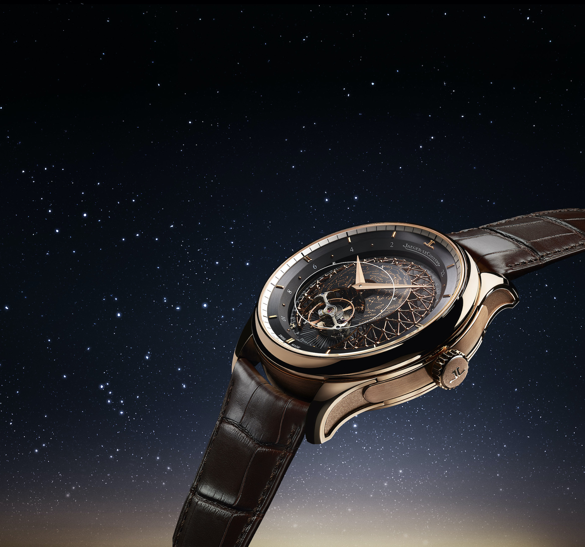 Jaeger-LeCoultre Master Grande Tradition Grande Complication Rose gold lifestyle perfil