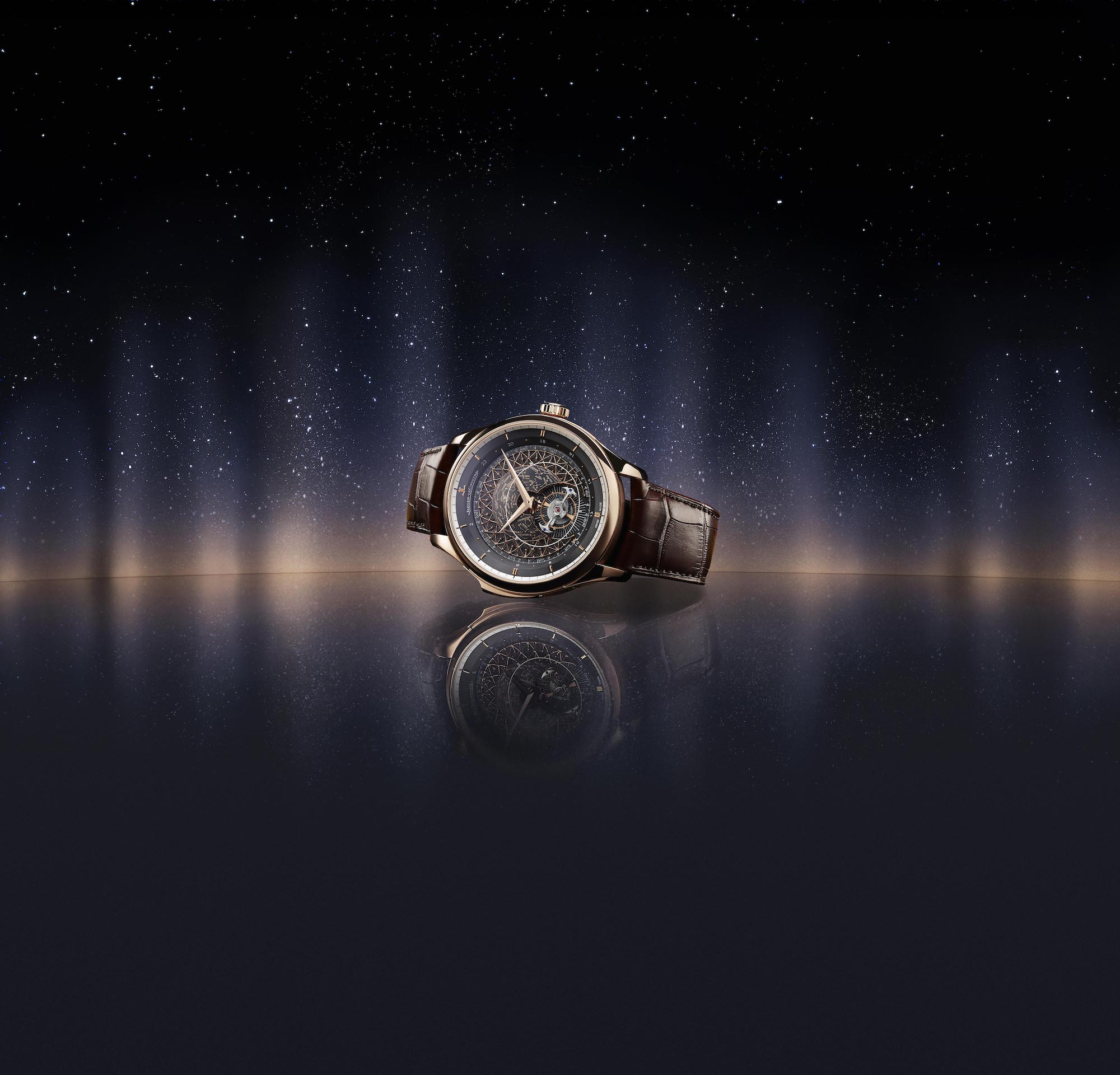 Jaeger-LeCoultre Master Grande Tradition Grande Complication Rose gold lifestyle