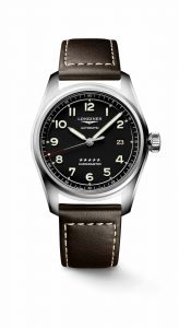 Longines Spirit L3.810.4.53.0 frontal
