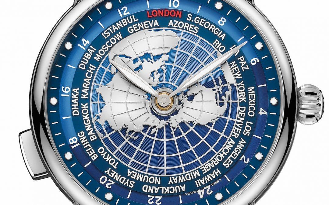 Montblanc Star Legacy Orbis Terrarum