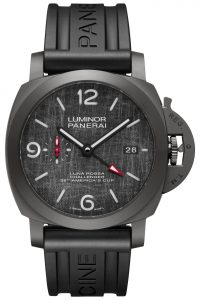 Panerai Luminor Luna Rossa GMT 44mm Pam 1036 frontal