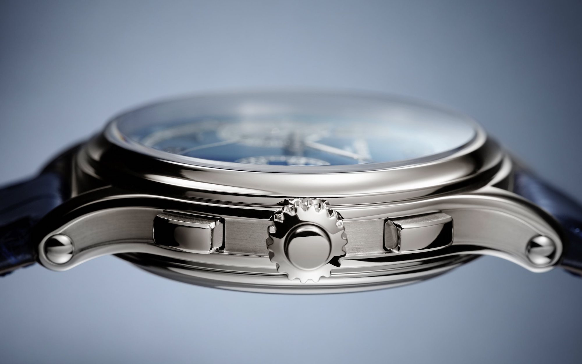 Patek Philippe 5370P Grand Complication detalle carrura