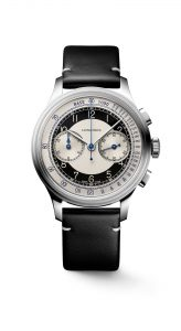 The Longines Heritage Classic - Tuxedo L2.830.4.93.0 frontal