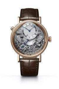 Breguet Tradition Quantieme Retrograde 7597BRG19WU frontal