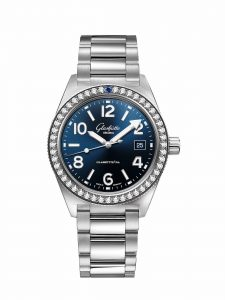 Glashütte Original SeaQ Brill 39-11-09-82-70 frontal