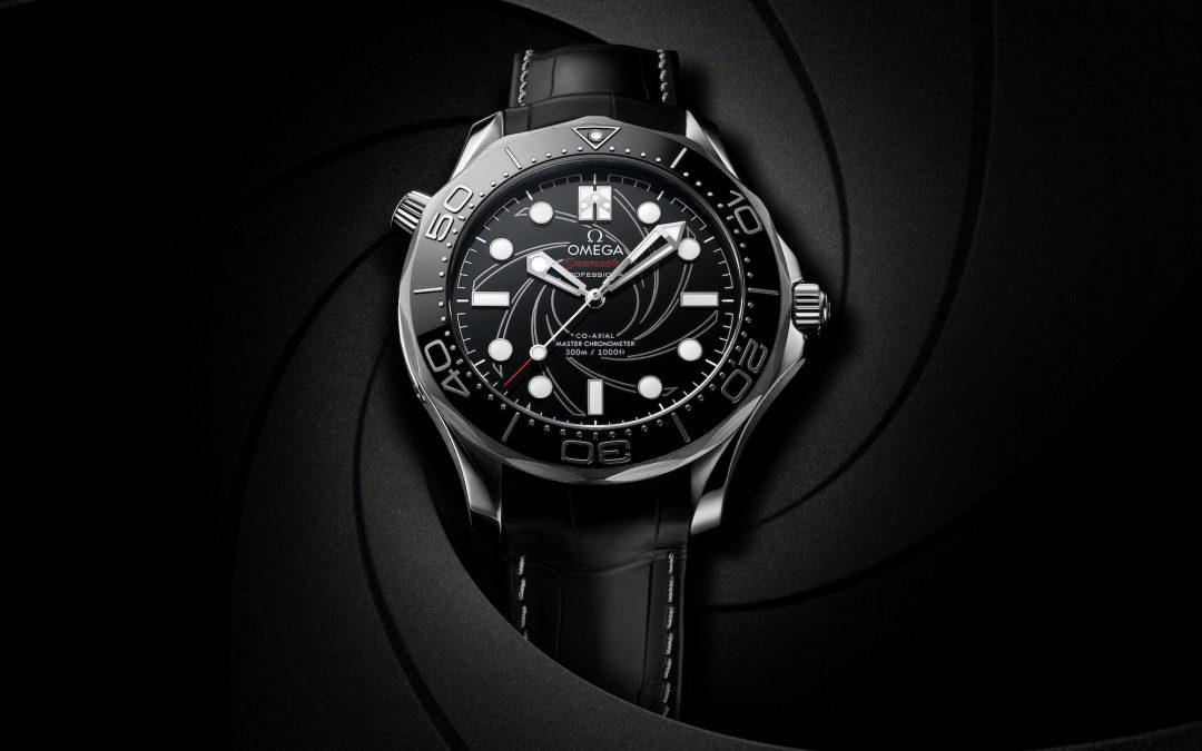 Omega Seamaster Diver 300M James Bond Platino y Oro