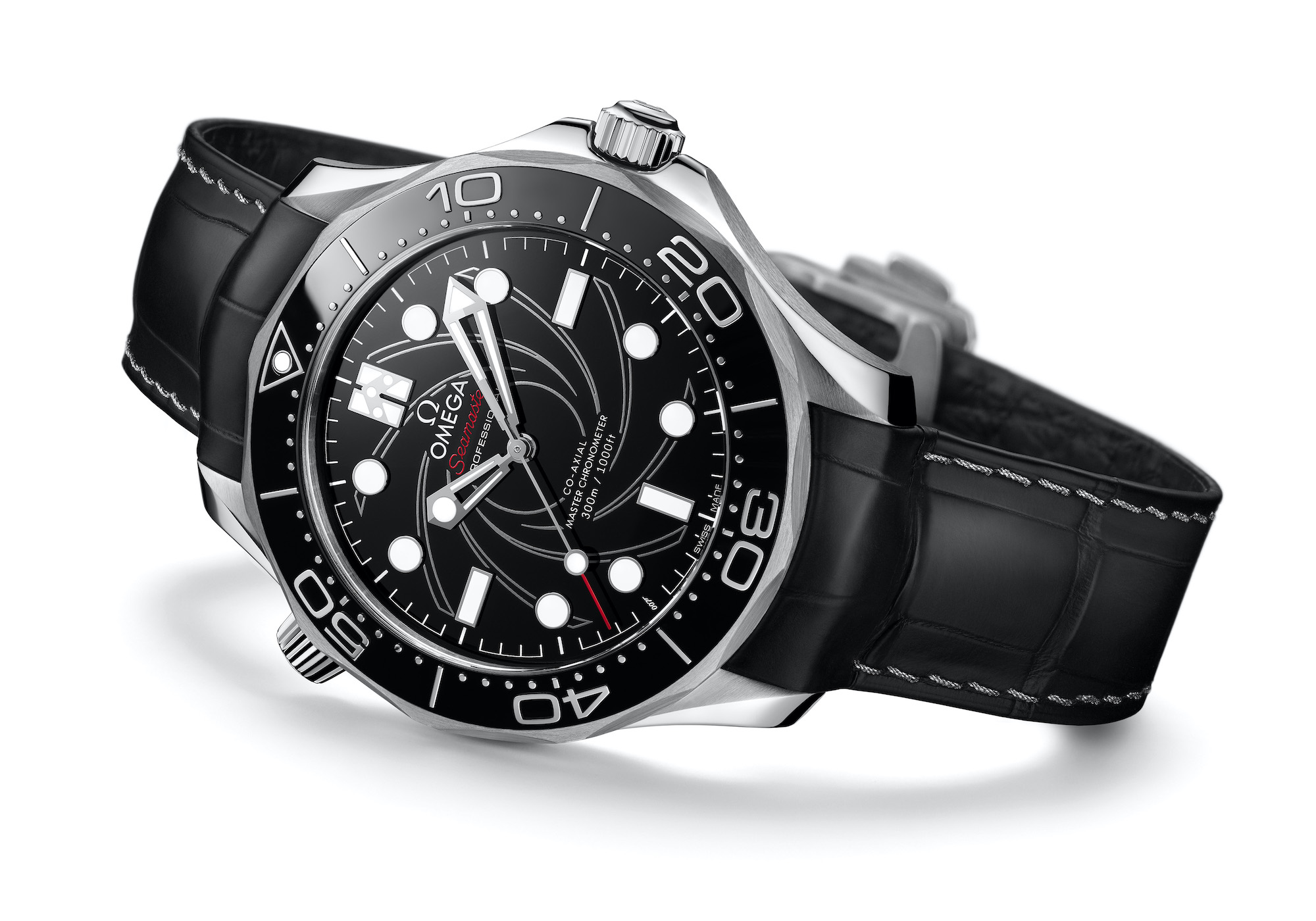 Omega Seamaster Diver 300M James Bond Platino Oro 210.93.42.20.01.001