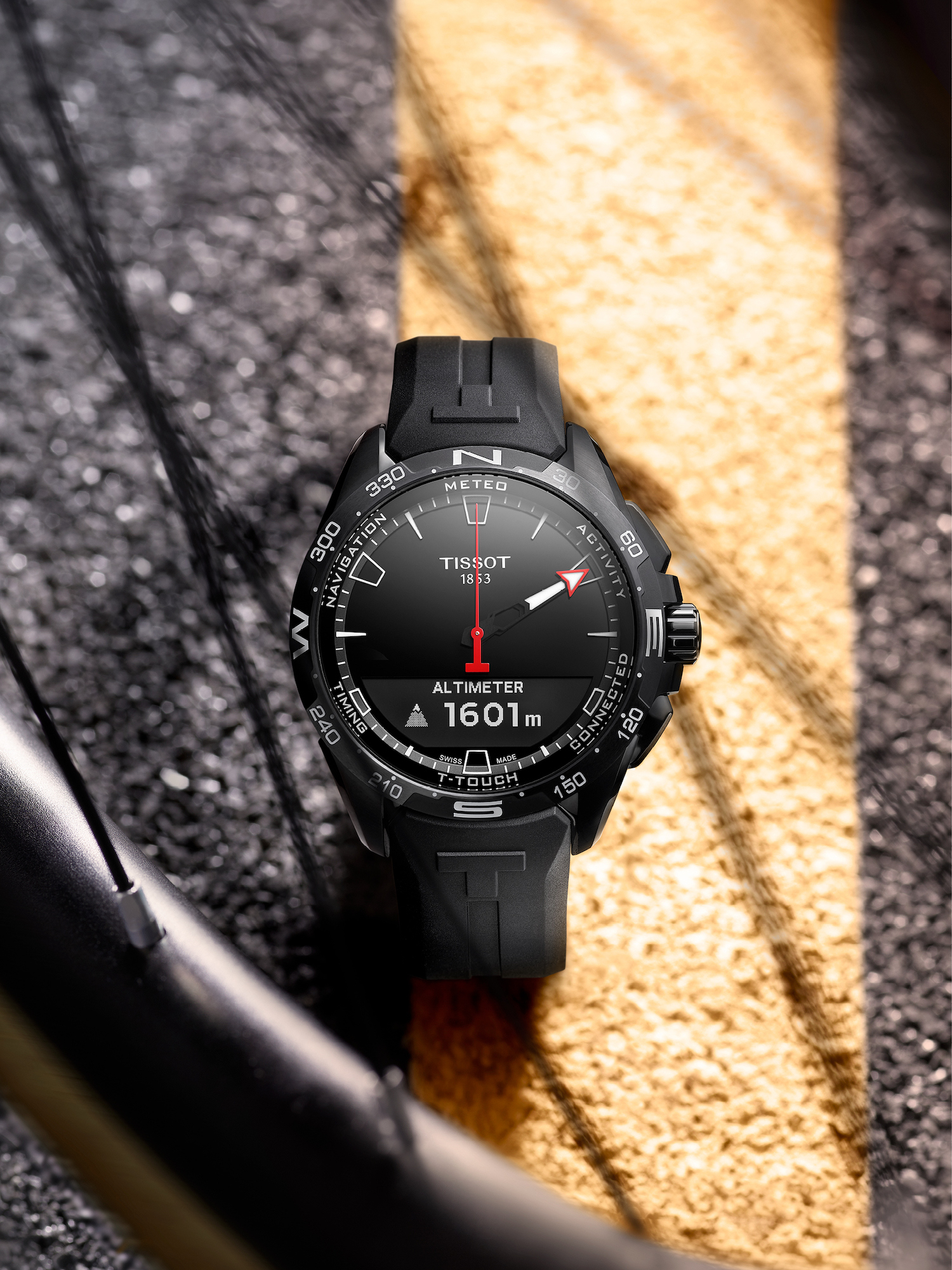 Tissot T-Touch Connect Solar Cycling
