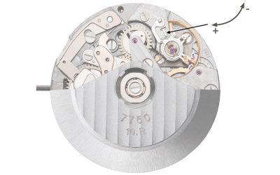 Cómo ajustar un reloj automático