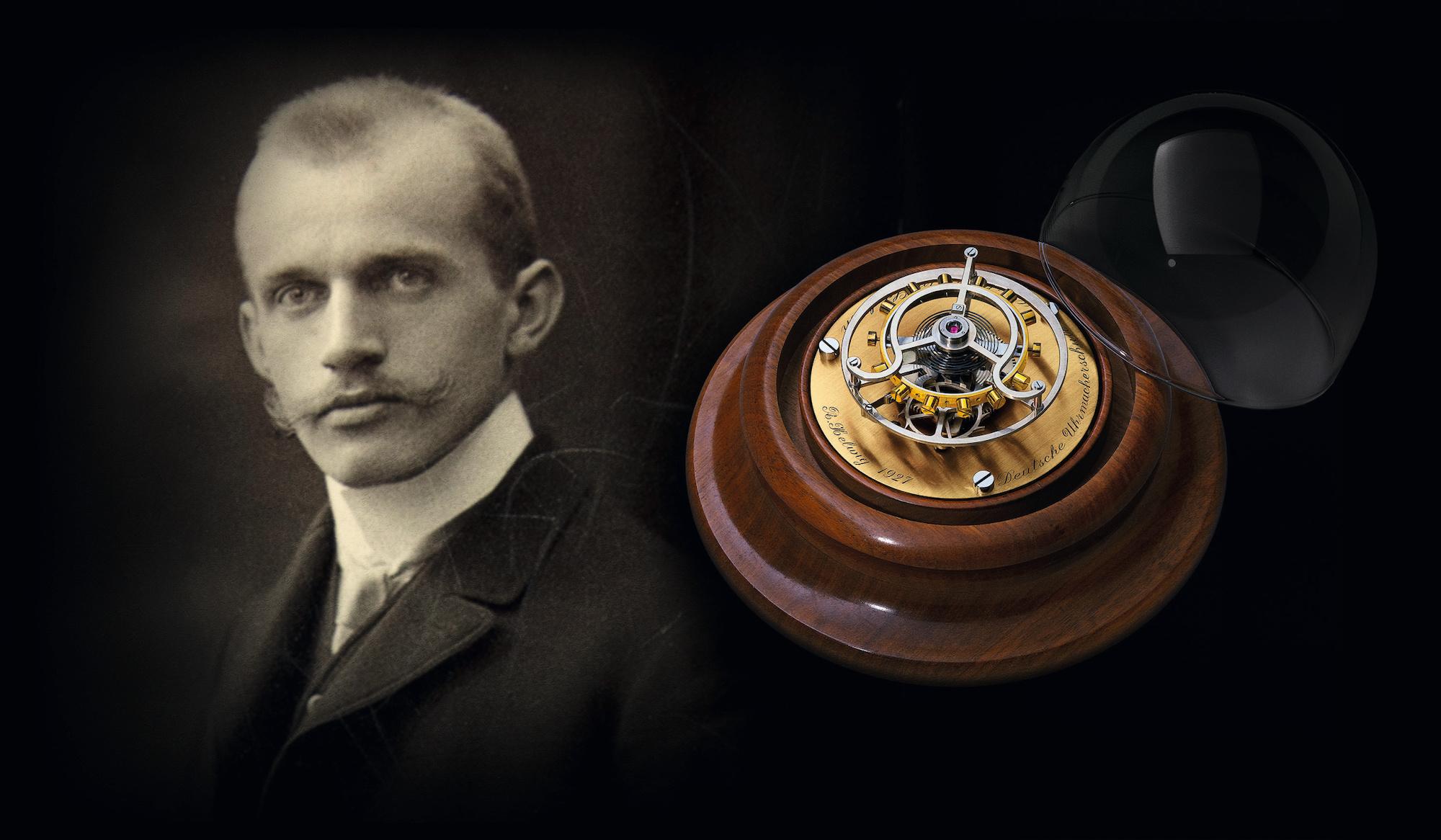 Alfred Helwig y su invencion