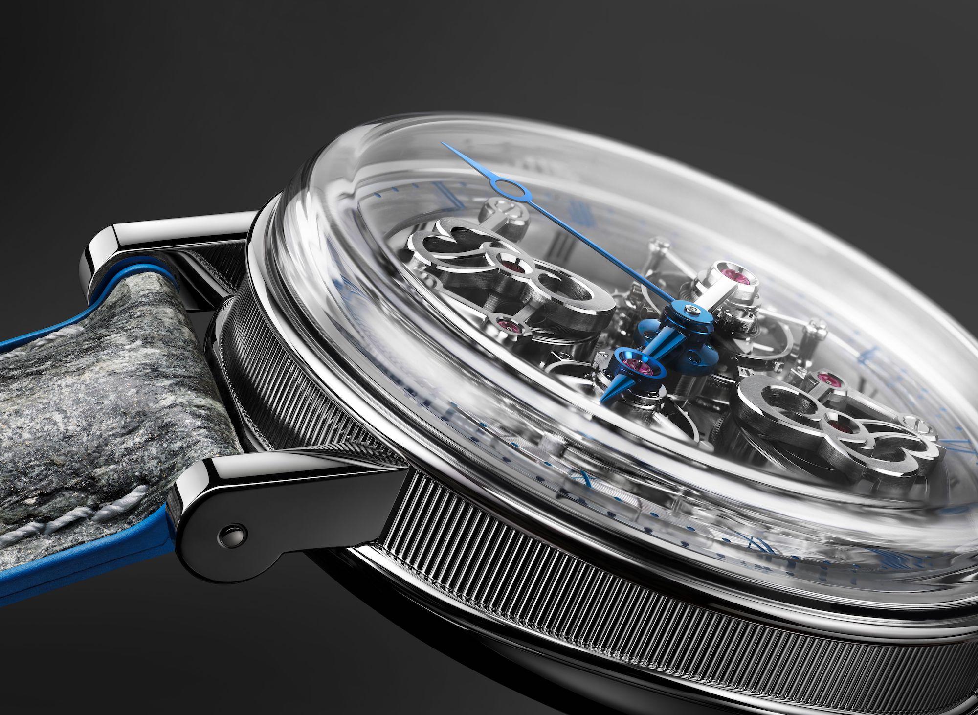 Breguet Classique Double Tourbillon Quai de l'Horloge 5345 detalle 2