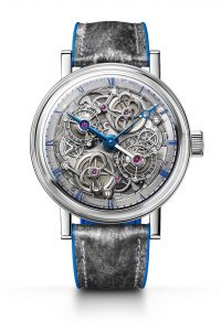 Breguet Classique Double Tourbillon Quai de l'Horloge 5345 frontal