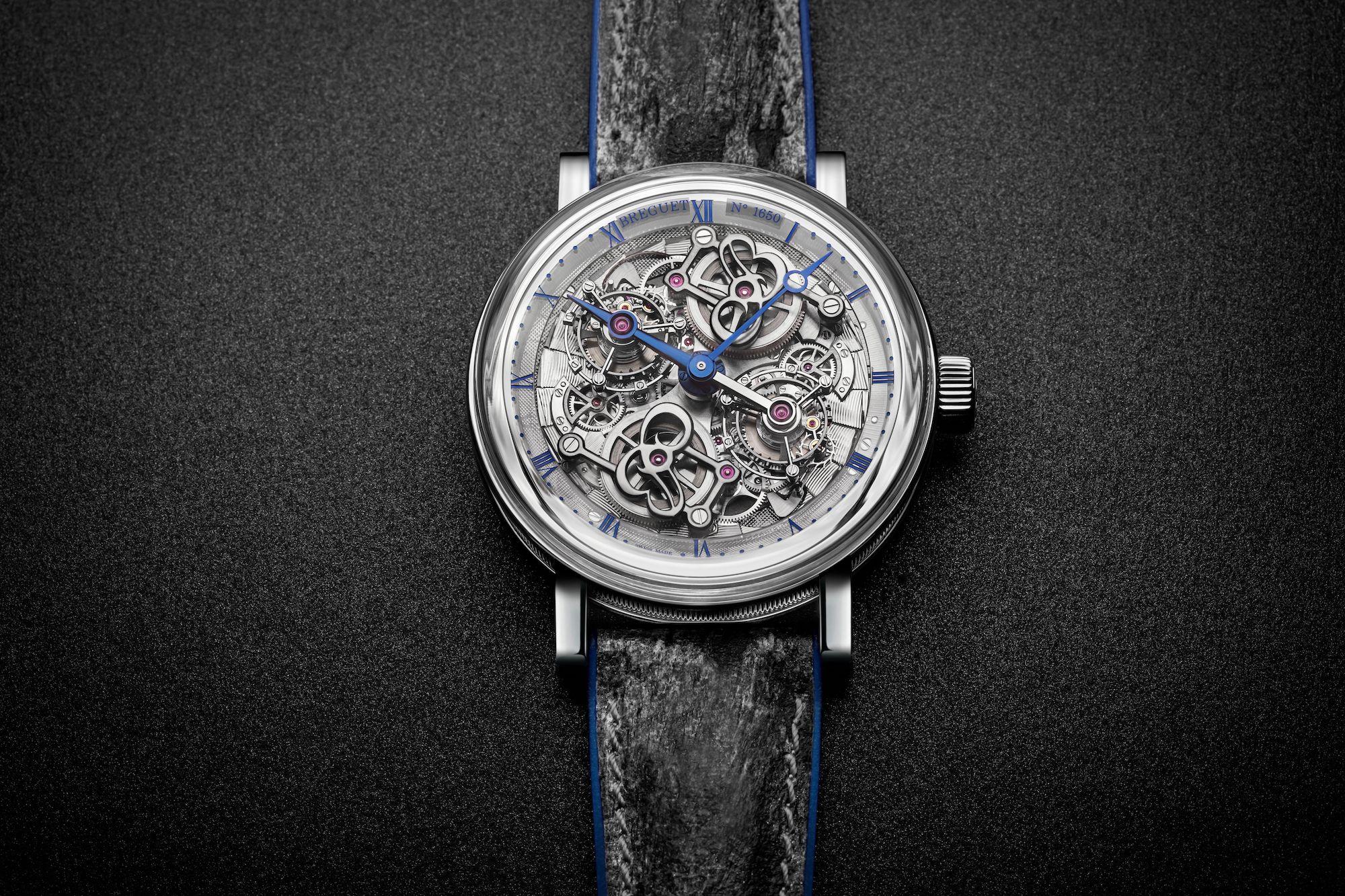 Breguet Classique Double Tourbillon Quai de l'Horloge 5345 lifestyle