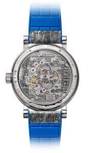 Breguet Classique Double Tourbillon Quai de l'Horloge 5345 trasera
