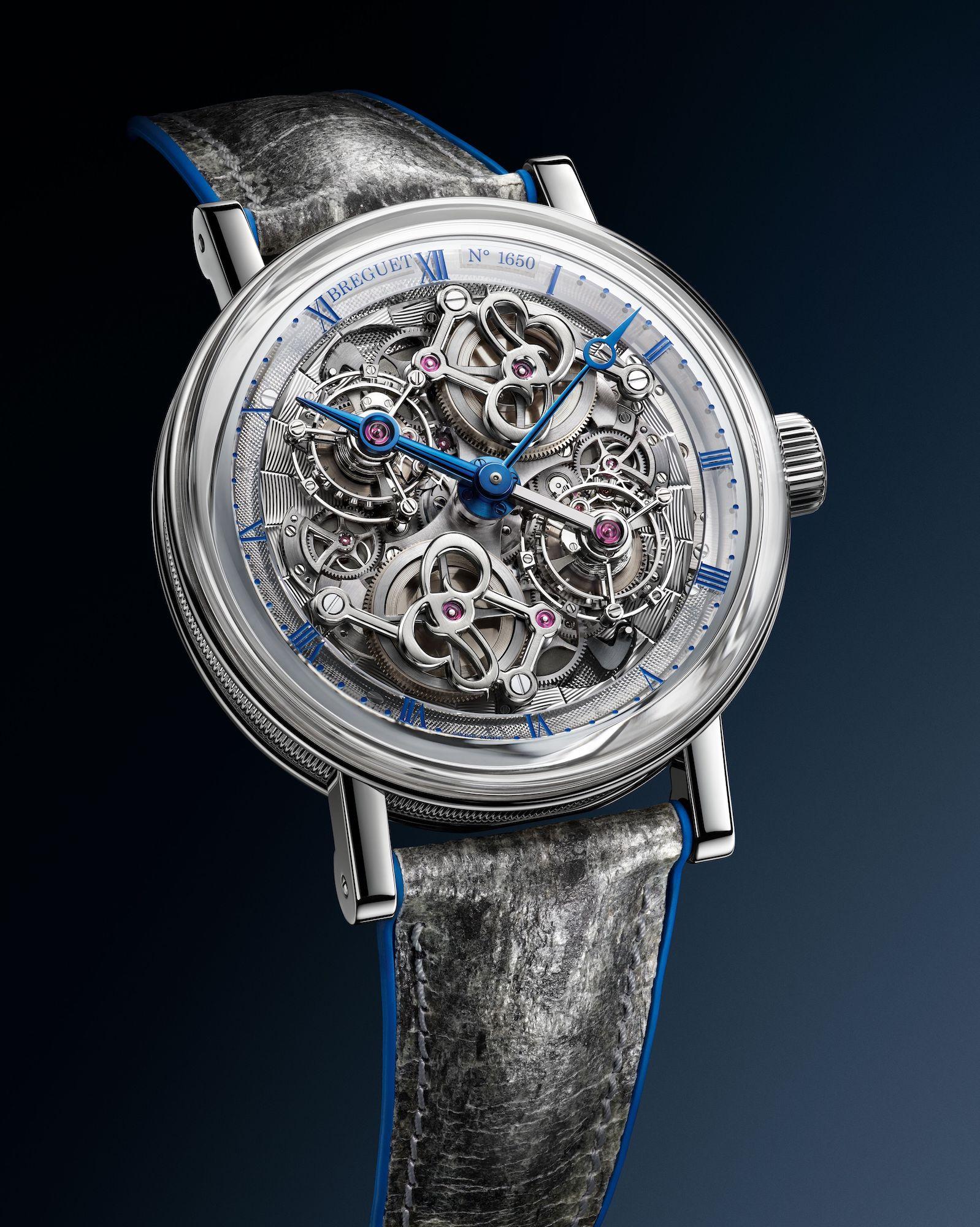 Breguet Classique Double Tourbillon Quai de l'Horloge 5345