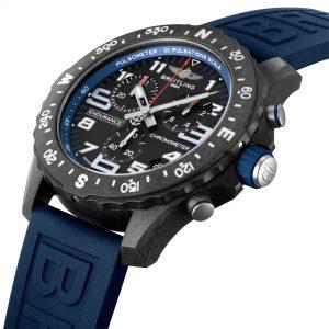 Breitling Endurance Pro azul detalle