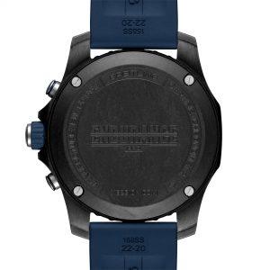 Breitling Endurance Pro azul trasera
