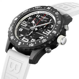 Breitling Endurance Pro blanco detalle
