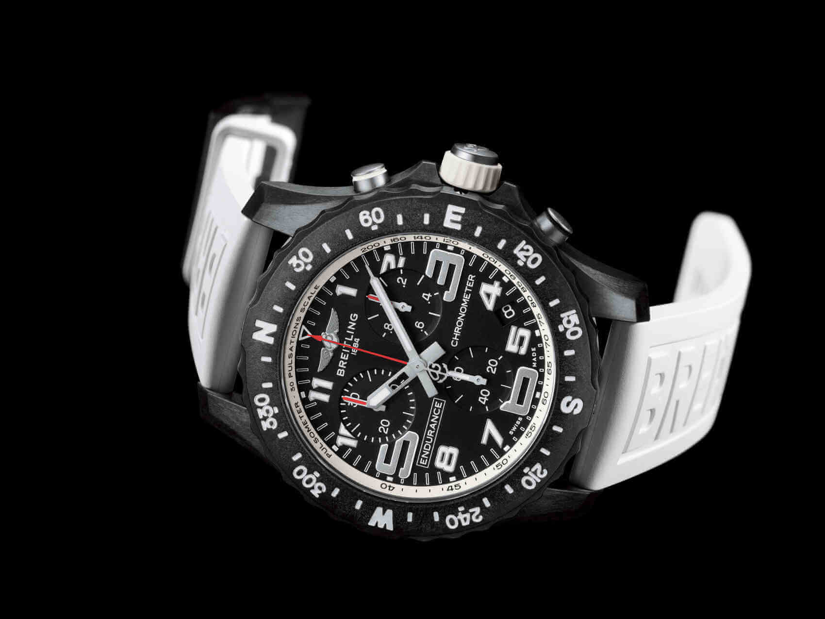 Breitling Endurance Pro blanco lifestyle