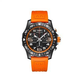Breitling Endurance Pro naranja frontal