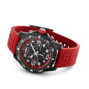 Breitling Endurance Pro rojo apoyado