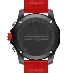 Breitling Endurance Pro rojo trasera
