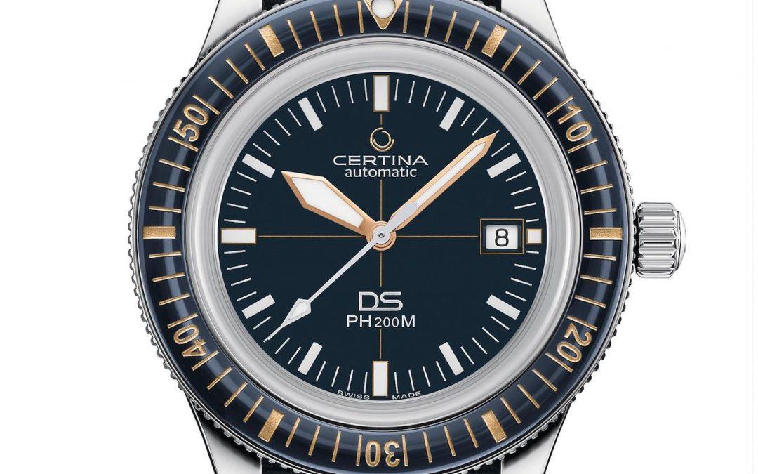 Certina DS PH200M: Nuevo reloj con estilo e intensidad