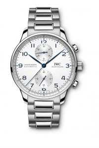 IWC Portuguese iw371617 frontal