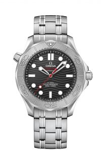 Omega Seamaster Diver 300M Nekton Edition 210.30.42.20.01.002 frontal
