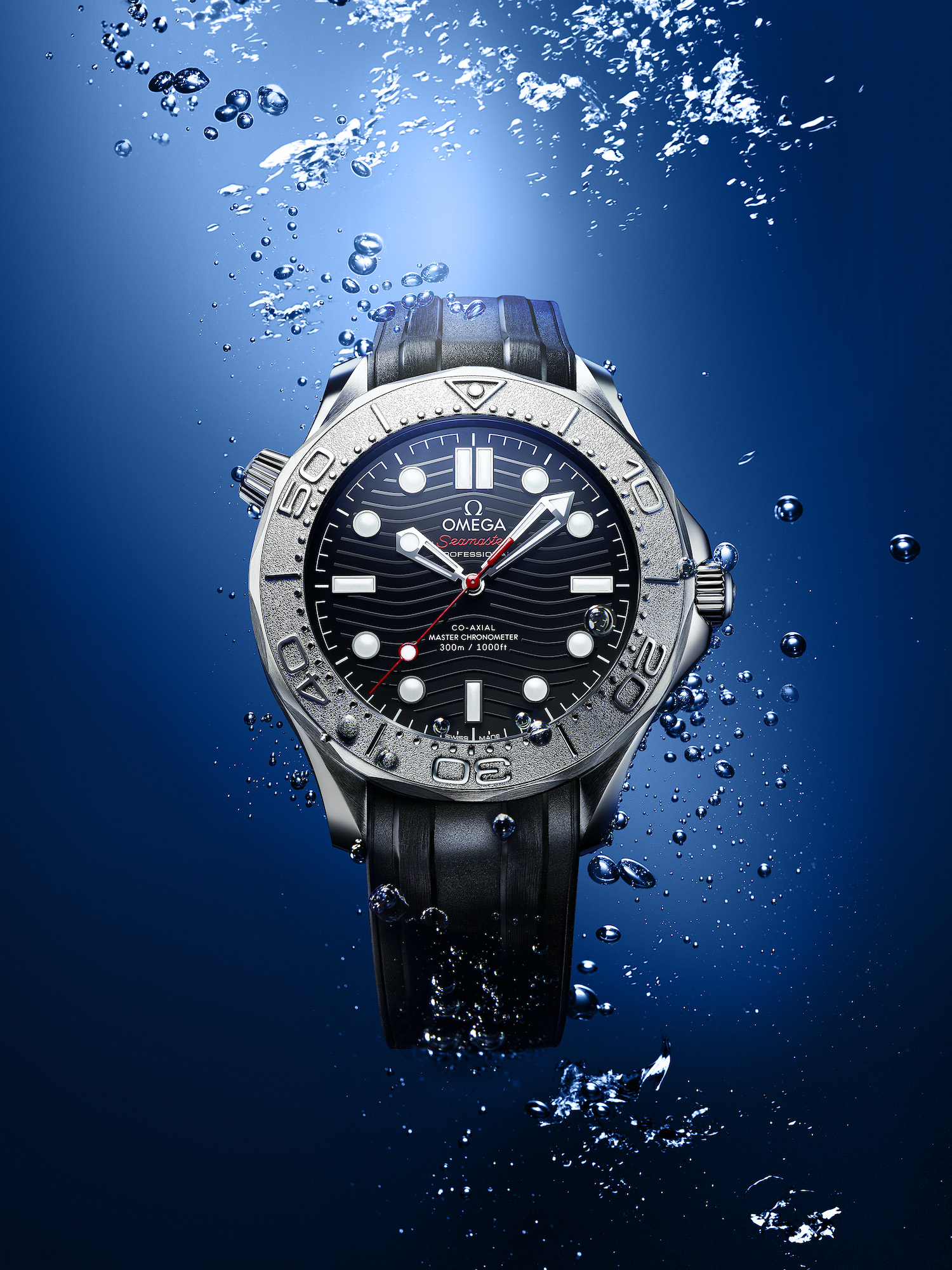 Omega Seamaster Diver 300M Nekton Edition 210.32.42.20.01.002 lifestyle 2