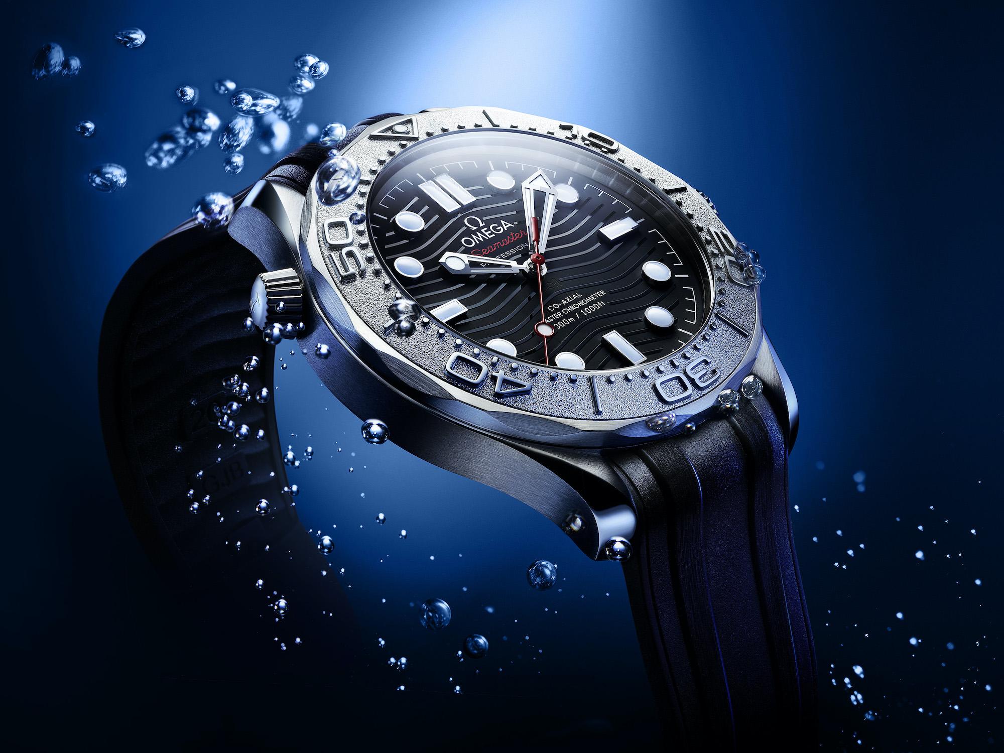 Omega Seamaster Diver 300M Nekton Edition 210.32.42.20.01.002 lifestyle
