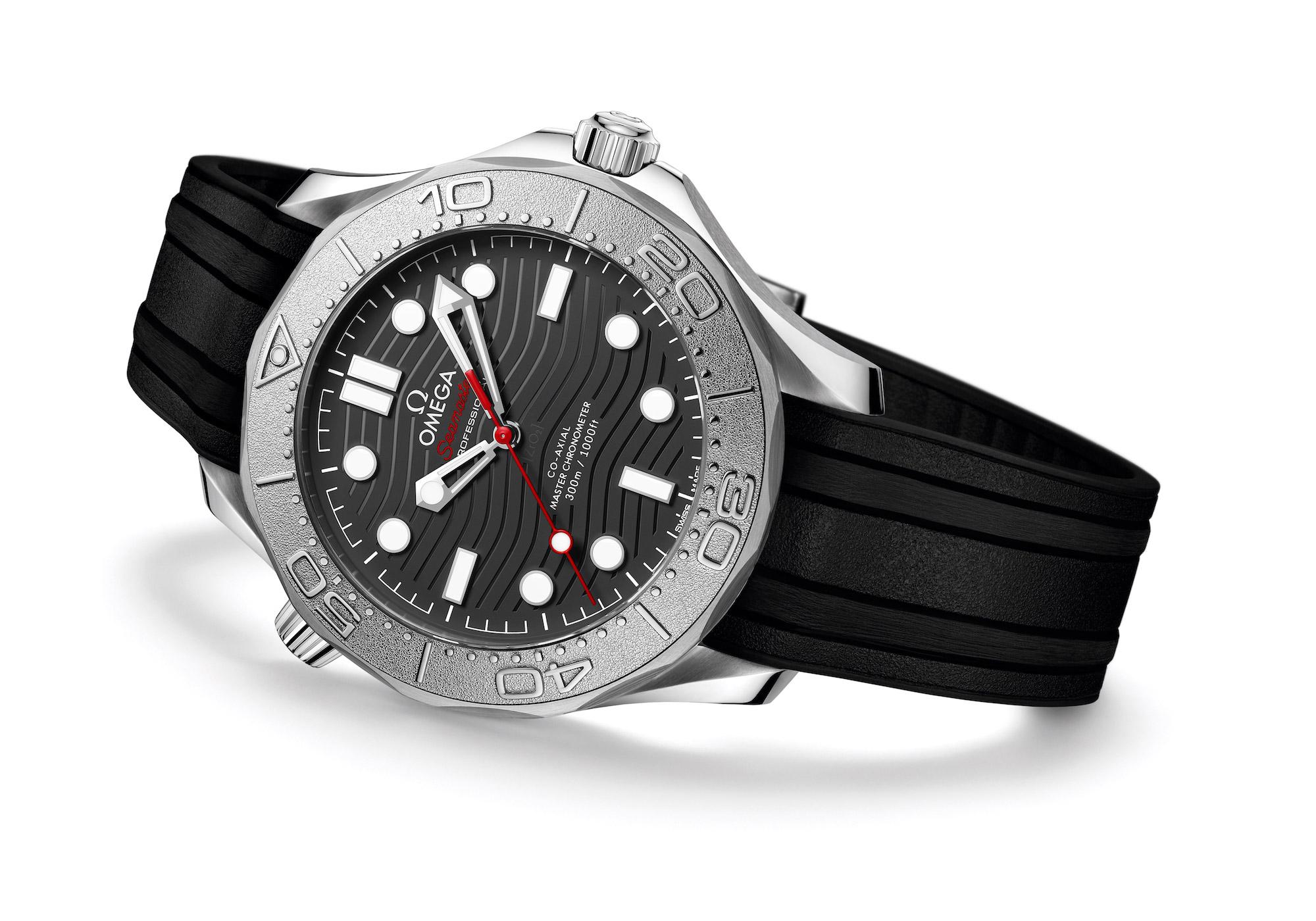 Omega Seamaster Diver 300M Nekton Edition 210.32.42.20.01.002