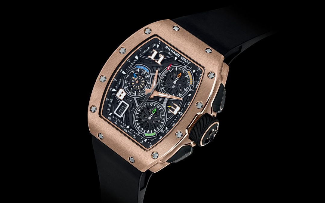 Richard Mille RM 72-01 Lifestyle Chronograph