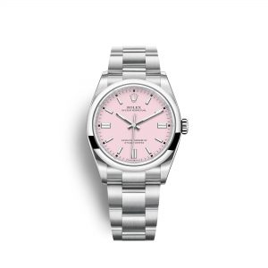 Rolex Oyster Perpetual 36 126000 rosa candy