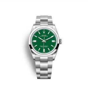 Rolex Oyster Perpetual 36 126000 verde