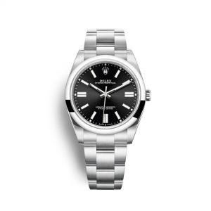 Rolex Oyster Perpetual 41 124300 esfera negra