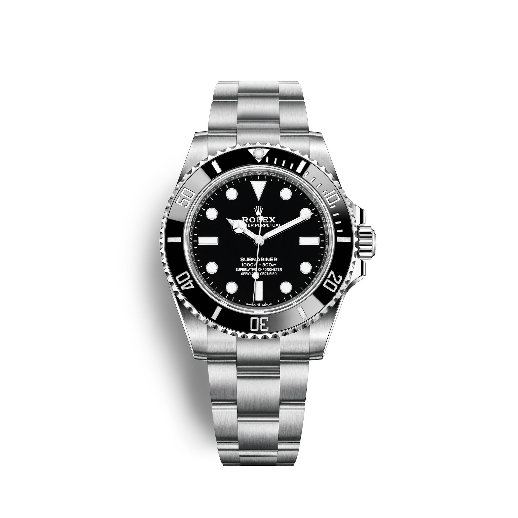 Rolex Submariner No Date 124060