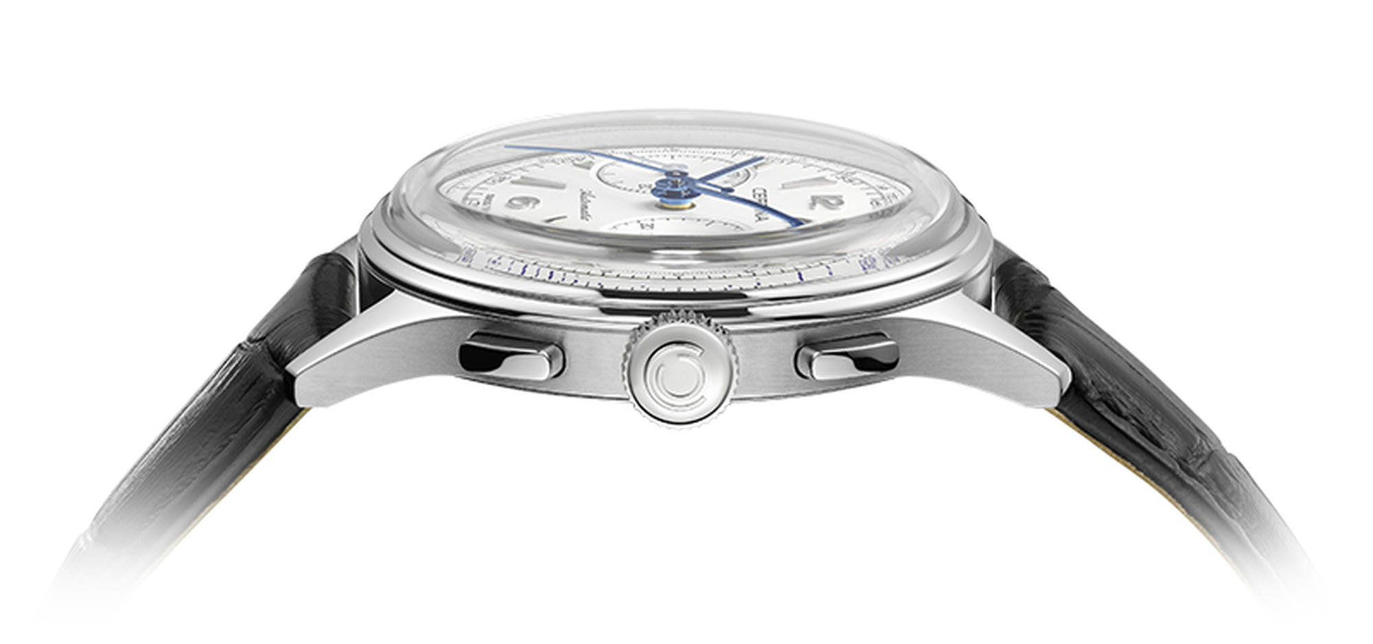 Certina DS Chronograph Automatic C038.462.16.037.00 perfil