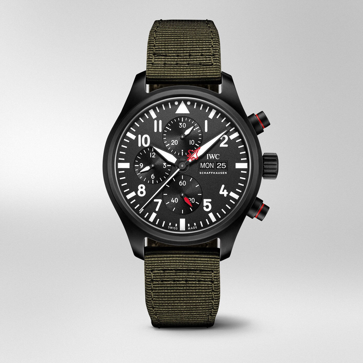 Iwc Pilot Watch Chronograph Top Gun Edition SFTI IW389104