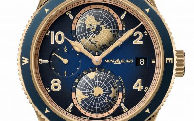 Montblanc 1858 Geosphere Messner Limited Edition 262 pieces