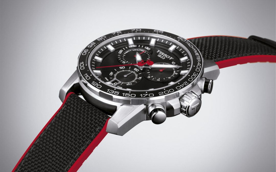 Tissot Supersport Chrono La Vuelta 2020 Special Edition