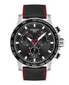 Tissot Supersport Chrono La Vuelta Special Edition 2020 frontal