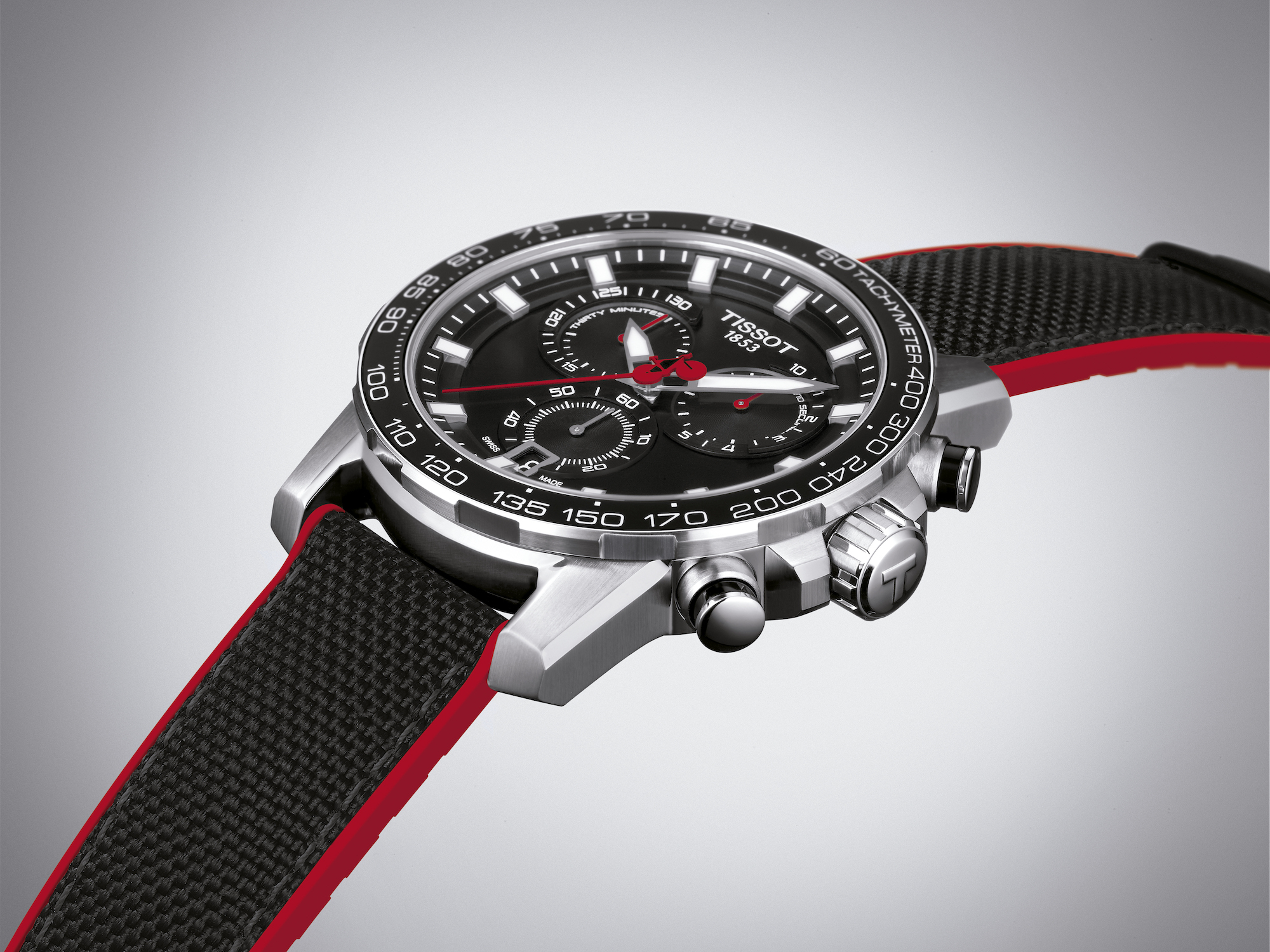 Tissot Supersport Chrono La Vuelta Special Edition 2020