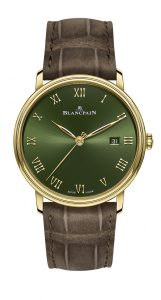 Blancpain Villeret Extraplate Boutique edition 6651_1453_55A frontal