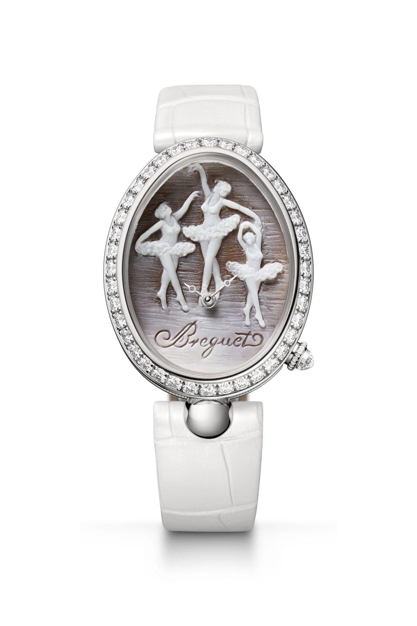 Breguet Reine de Naples 8958 Cammea Ballerina