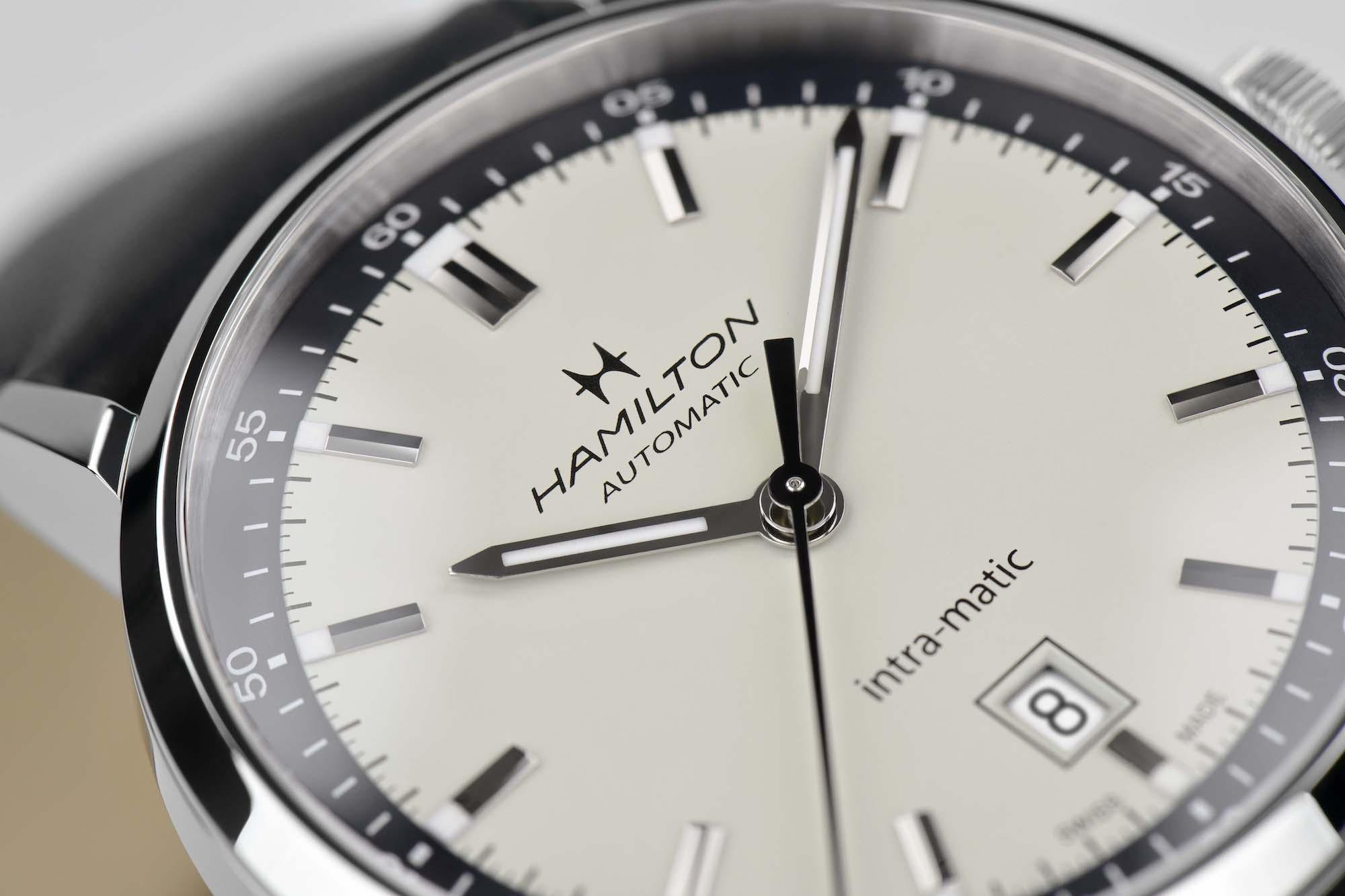 Hamilton Intra-Matic H38425720 detalle 2