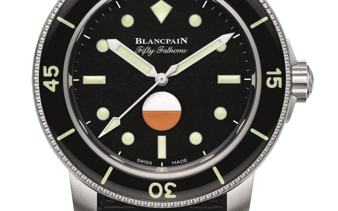Blancpain Fifty Fathoms MIL-SPEC Hodinkee