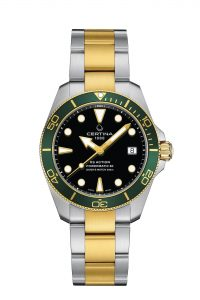 Certina DS Action Diver 38mm C032.807.22.051.01